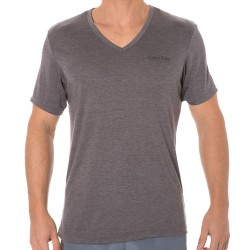 T-Shirt Liquid Lounge Gris Calvin Klein