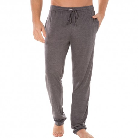 Pantalon Liquid Lounge Gris