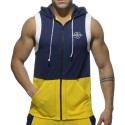 Volx69 Hoody - Yellow - Navy