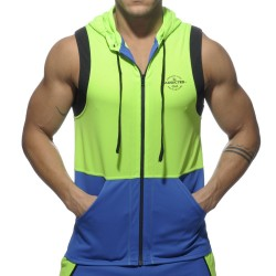 Veste Hoody Volx69 Royal - Vert Addicted