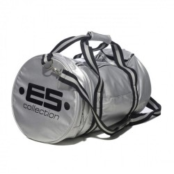 Sac de Sport Athletic Argent ES Collection