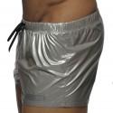 Metal Short - Silver