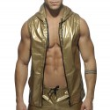 Veste Hoody Metal Or