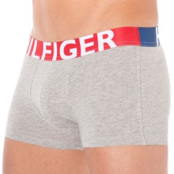 Boxer HILFIGER Color Block Gris Tommy Hilfiger