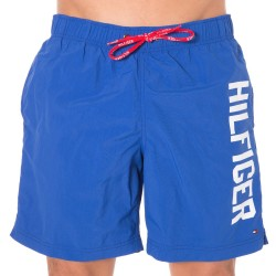 Short de Bain Logo Royal Tommy Hilfiger