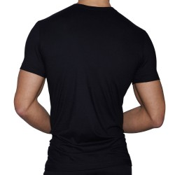 T-Shirt Core Pima Noir C-IN2