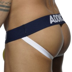 Jock Strap Basic Colors Jaune - Marine Addicted