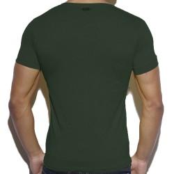 T-Shirt Military Style Kaki ES Collection