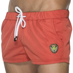 Short de Bain League Orange Marcuse
