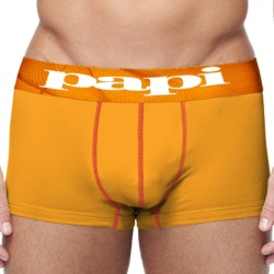 Lot de 2 Boxers Microfusion Performance Orange - Rouge Papi