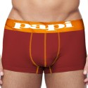 Lot de 2 Boxers Microfusion Performance Orange - Rouge