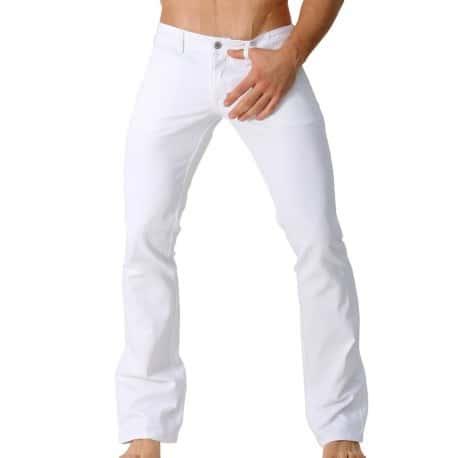 Pantalon Jeans Colt Blanc