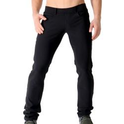 Pantalon Jetsetter Noir Rufskin
