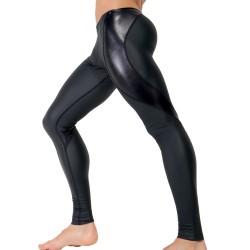 Pantalon Legging Kang Noir Rufskin