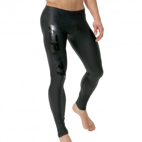 Loki Pants - Black