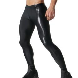 Pantalon Legging Shine Noir Rufskin