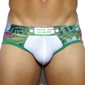 Tropical Mesh Brief - White