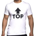 T-Shirt Top Blanc