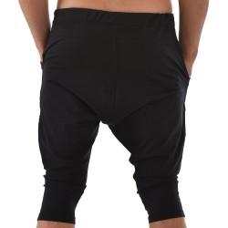 Pantalon Sarouel Noir Roberto Lucca
