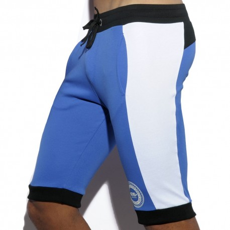 Badge Knee Pants - Royal