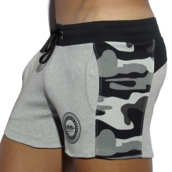 Short Badge Gris ES Collection