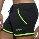 Piping Short - Black