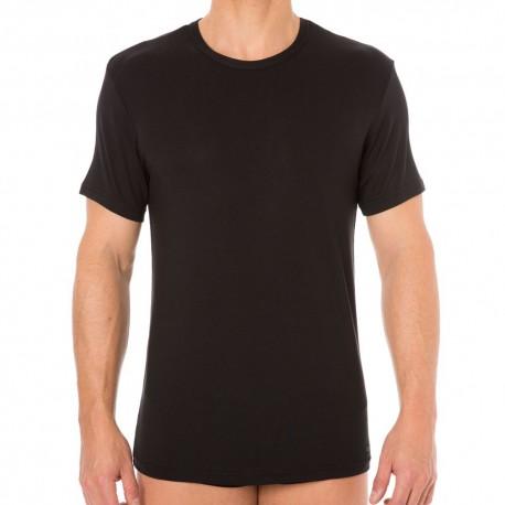 T-Shirt Modern Modal Noir