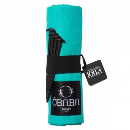 Drap de plage XXL+ Moorea Turquoise