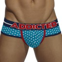 USA Flag Brief - Blue