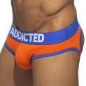 Slip Empty Bottom Basic Colors Orange - Royal