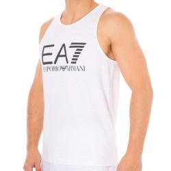 Débardeur EA7 Sea World Big Logo Blanc Emporio Armani