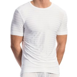 T-Shirt RED 1576 Blanc Olaf Benz