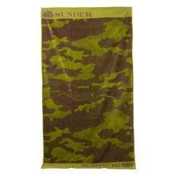 Drap de Plage Maryon Camouflage Sundek