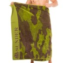Maryon Beach Towel - Camouflage