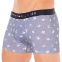 Icon Chambray Stars Boxer - Denim