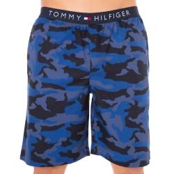 Bermuda Icon Camo Bleu Tommy Hilfiger