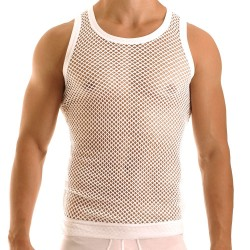 Débardeur C-Through Blanc Modus Vivendi