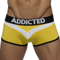Shorty Arrow Jaune  Addicted