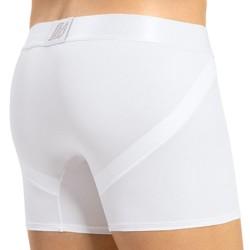 Boxer Remonte-Fesses Blanc LEO