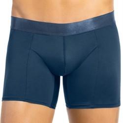 Boxer Remonte-Fesses Bleu LEO