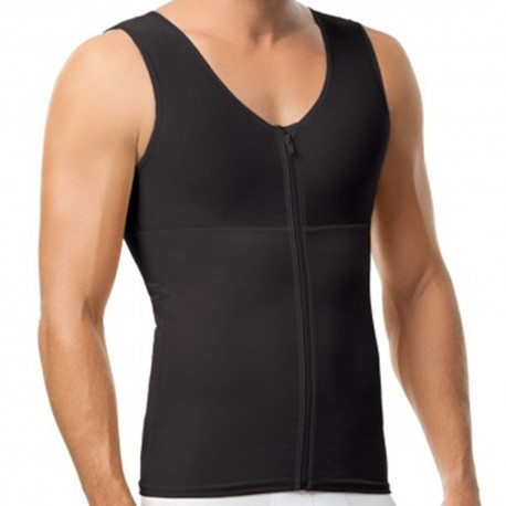 Torso Toner Body Shaper - Black
