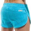 Short Towel Turquoise