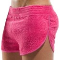 Towel Short - Fuchsia