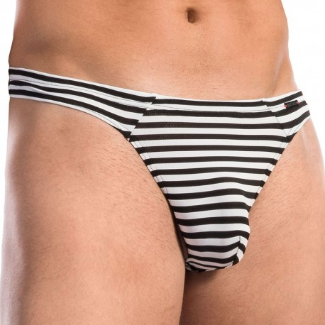 RED 1577 Mini Thong - Sailor Stripe