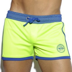 Short Mesh Combined Citron Vert ES Collection