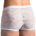 M566 Bungee Pants - White