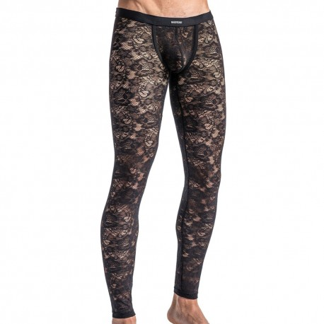 M566 Leggings - Black