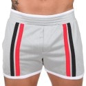 Fighter Short - Silver