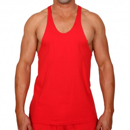Circuit Tank Top - Red