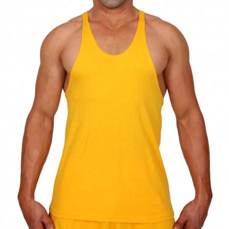 Circuit Tank Top - Yellow